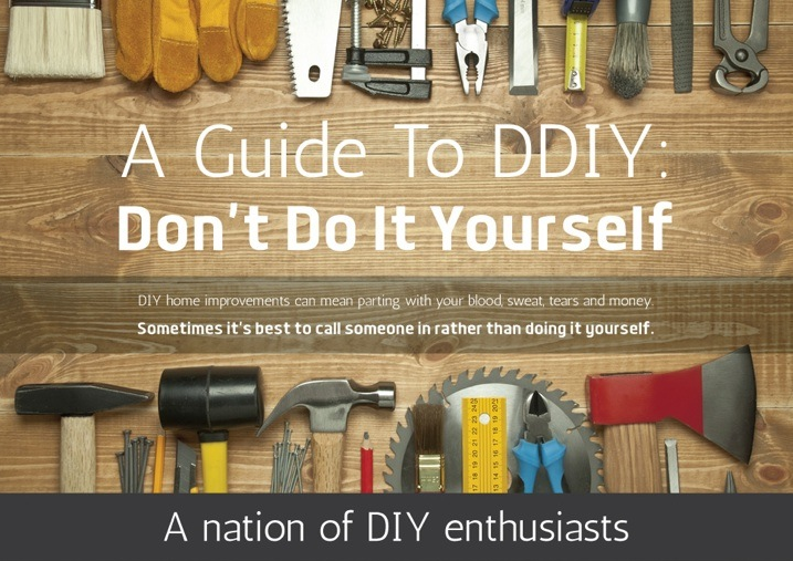 A Guide to dont do it yourself